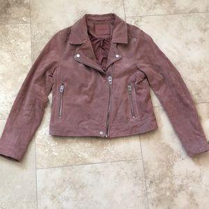 Blank NYC Moto Jacket Size Large